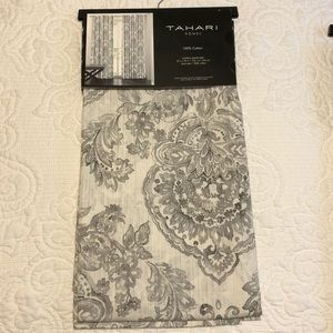 Tahari Homes Cotton Curtains
